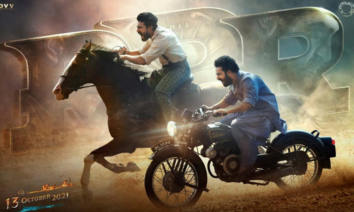 Hollywood's Nick Powell Joins 'rrr' Climax Sequence-TeluguStop.com