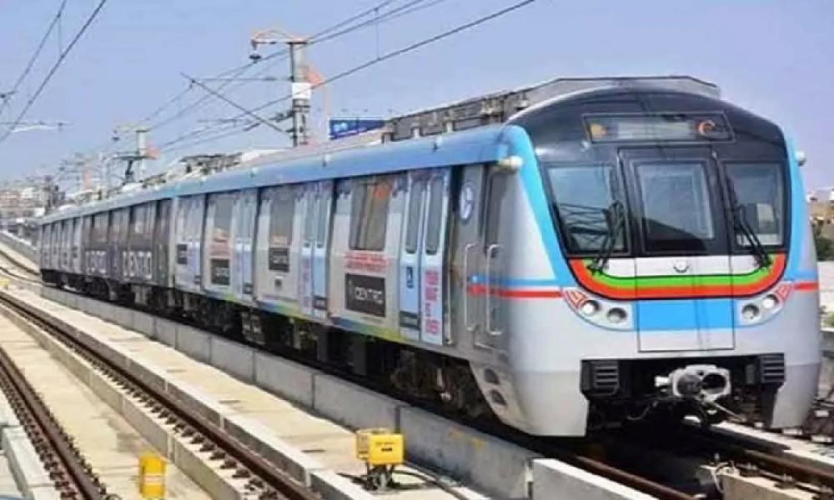 Hyderabad Metro To Run Till 2 Am On Sept 20-TeluguStop.com