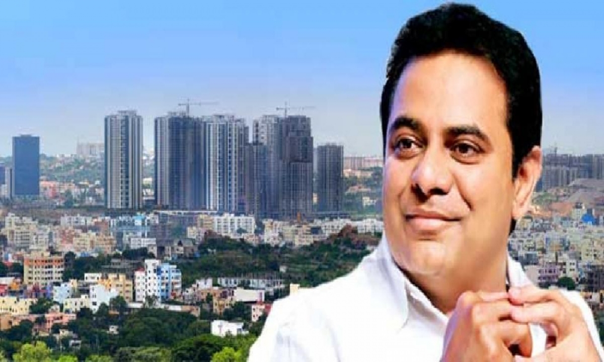 Hyderabad Attracting Major International Investors: Minister KTR-Latest News - Telugu-Telugu Tollywood Photo Image-TeluguStop.com