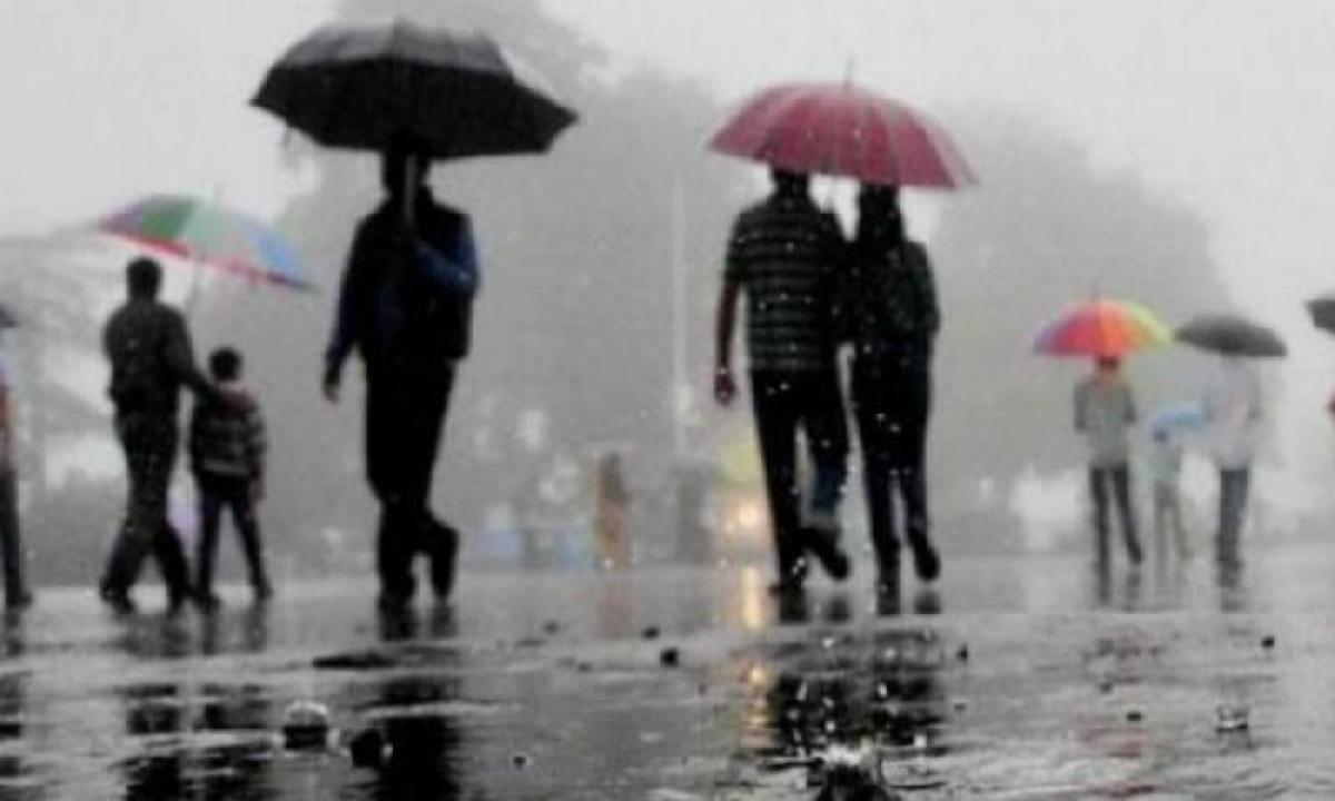 IMD Issues Alert Of Rain To Coastal Areas In AP-General-English-Telugu Tollywood Photo Image-TeluguStop.com