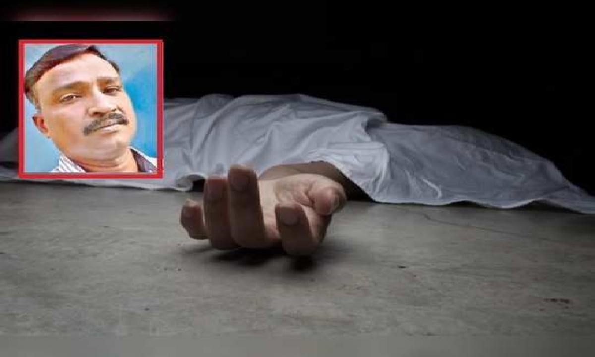 Ibrahimpatnam TRS MPTC's Husband Was Brutally Killed-Latest News English-Telugu Tollywood Photo Image-TeluguStop.com