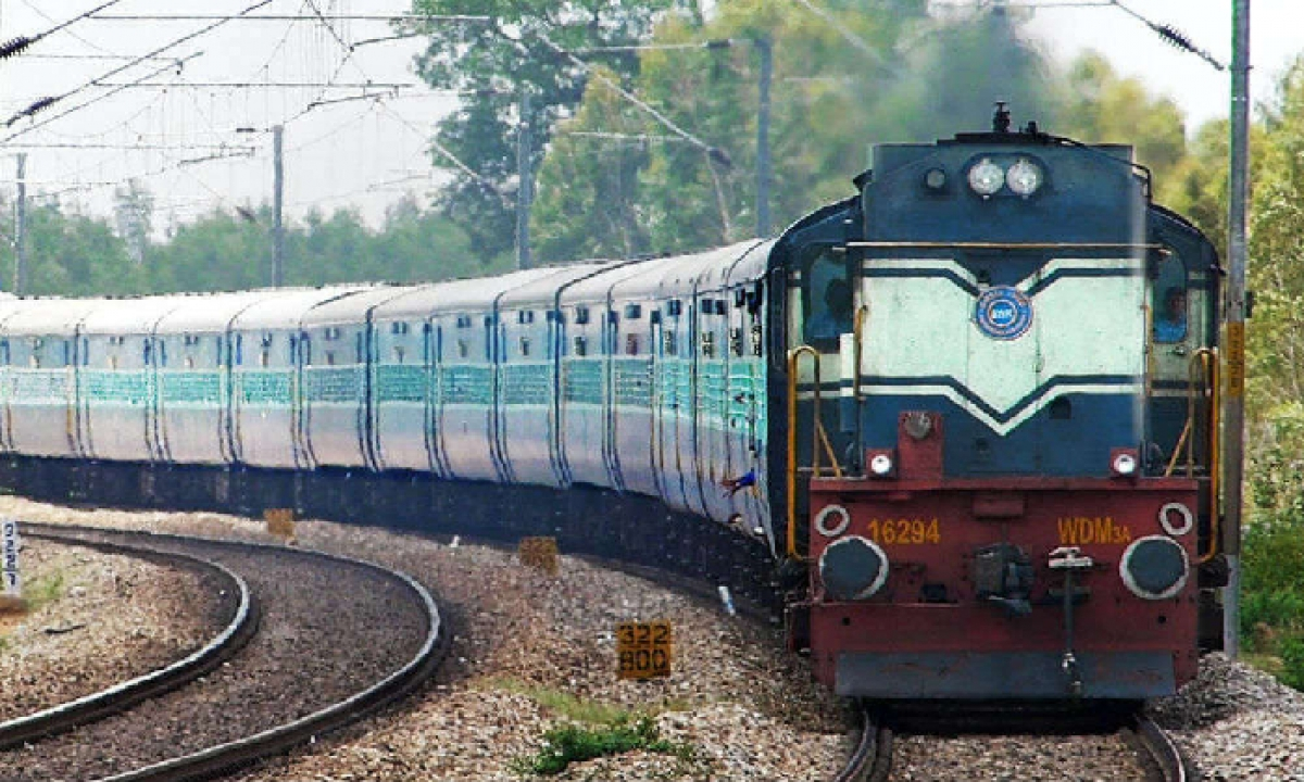 Instead Of Rt-pcr Negative Report, Indian Railways Introduced A New Rule!!-TeluguStop.com