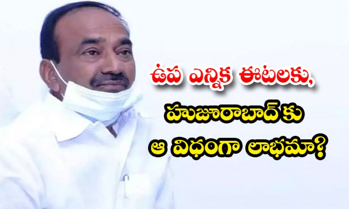 Is Huzurabad So Profitable For By Elections-TeluguStop.com