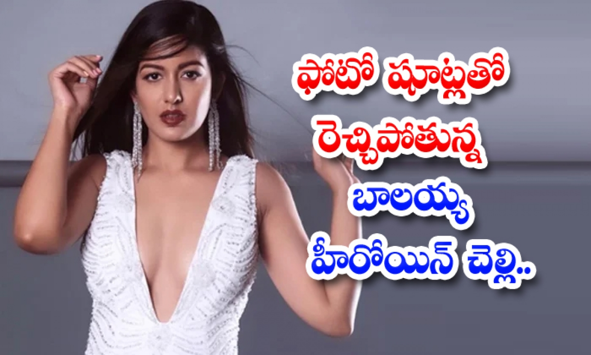 Bollywood Actress Ishita Dutta Rising Heat With Cleavage Show-TeluguStop.com