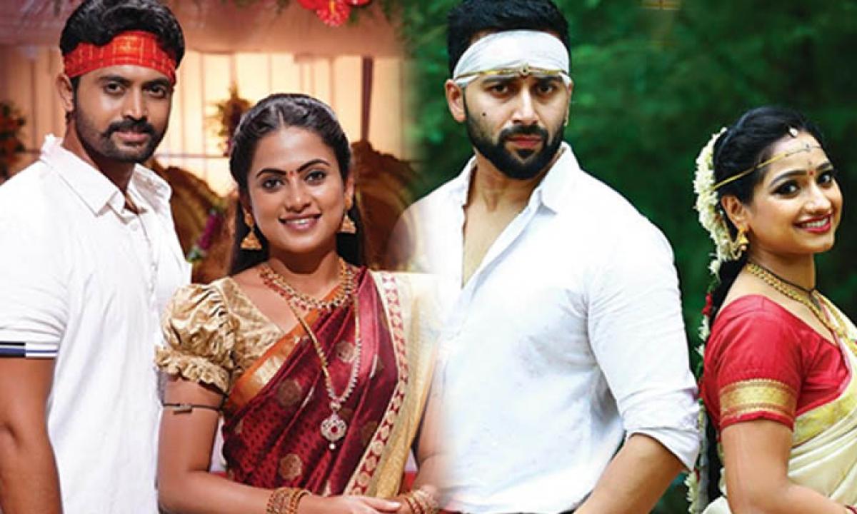 It Is 'Wedding Week' On Zee Telugu-General-English-Telugu Tollywood Photo Image-TeluguStop.com