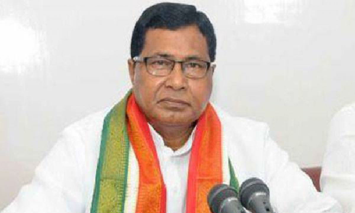 I Will Not Contest In Elections Anymore: Janareddy-TeluguStop.com