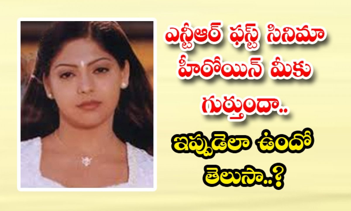 Jr Ntr First Movie Ninnu Chudalani Fame Raveena Rajput Real Life And Career News-ఎన్టీఆర్ ఫస్ట్ సినిమా హీరోయిన్ మీకు గుర్తుందా.. ఇప్పుడెలా ఉందో తెలుసా..-Latest News - Telugu-Telugu Tollywood Photo Image-TeluguStop.com