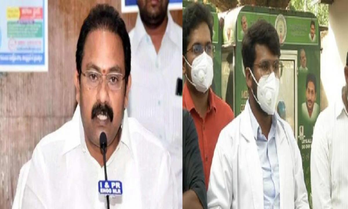 Junior Doctors In AP Called Off Their Strike-Latest News - Telugu-Telugu Tollywood Photo Image-TeluguStop.com