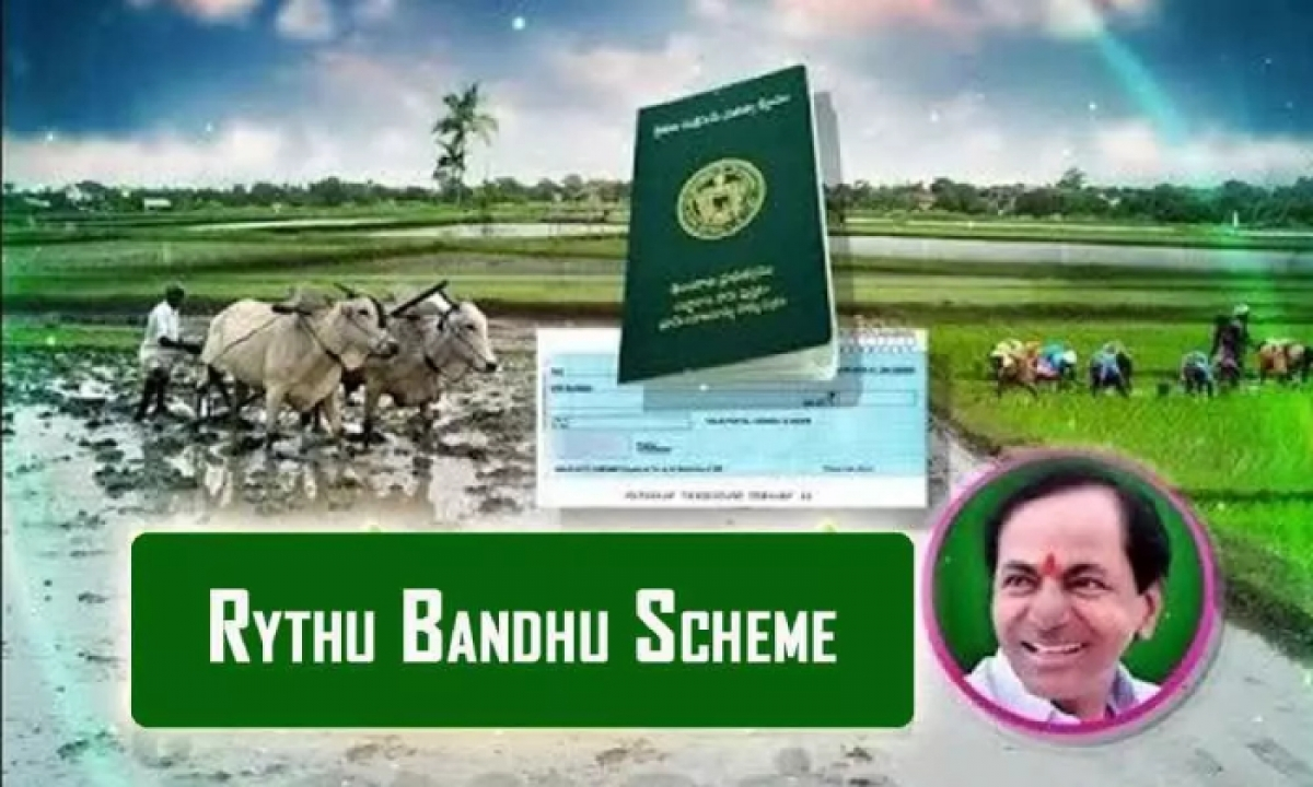 KCR Govt To Deposit Rs 7508.78 Crore Under Rythu Bandhu' Scheme Today-Latest News - Telugu-Telugu Tollywood Photo Image-TeluguStop.com