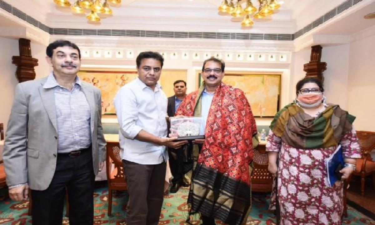 Kitex Group To Invest Rs 2400 Crore In Telangana-TeluguStop.com