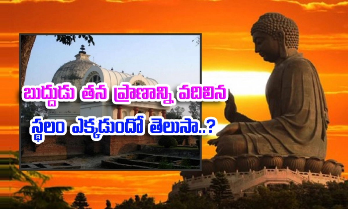 Lord Buddha Last Lived Place Is Kushinagar1-బుద్ధుడు తన ప్రాణాన్ని వదిలిన స్థలం ఎక్కడుందో తెలుసా ఆ స్థలం విశిష్టత ఇదే.-General-Telugu-Telugu Tollywood Photo Image-TeluguStop.com