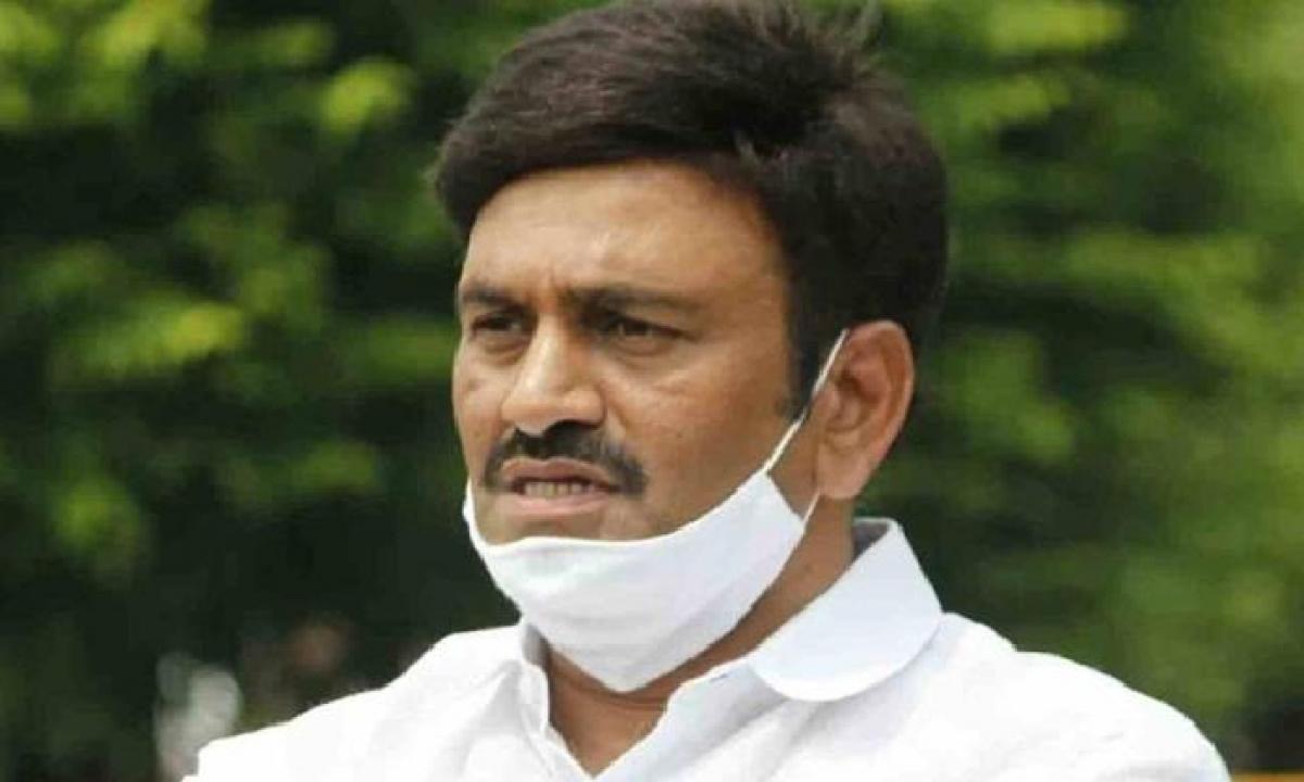 MP Raghurama Issues Legal Notices To Sakshi Media-Latest News English-Telugu Tollywood Photo Image-TeluguStop.com