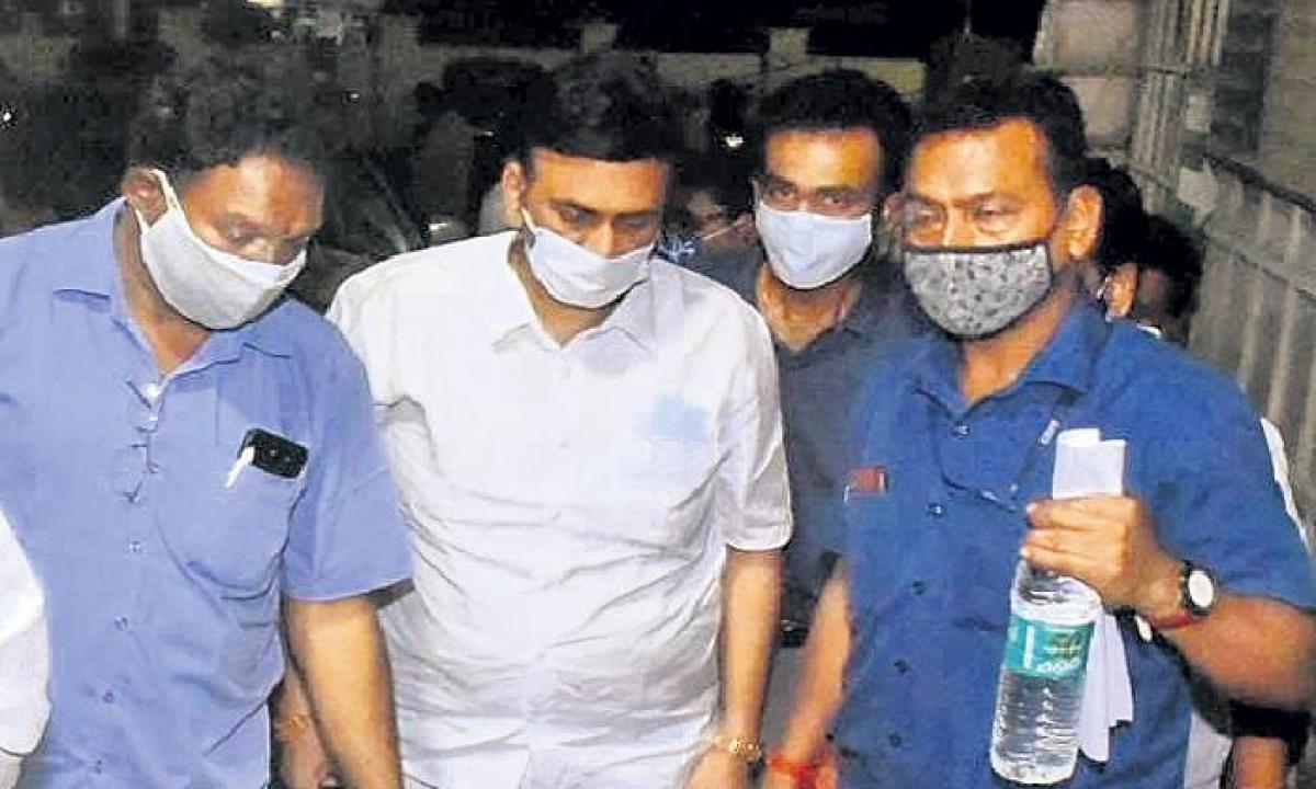 MP Raghurama To Be Discharged From Secunderabad Army Hospital Today-Latest News English-Telugu Tollywood Photo Image-TeluguStop.com