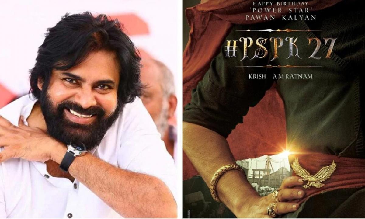 #PSPK27 Teaser For Maha Shivaratri-Latest News English-Telugu Tollywood Photo Image-TeluguStop.com