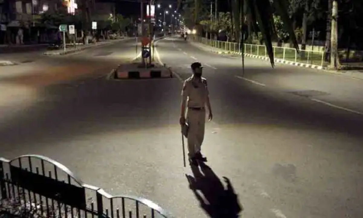 Night Curfew Extended For Yet Another Week In AP-Latest News English-Telugu Tollywood Photo Image-TeluguStop.com