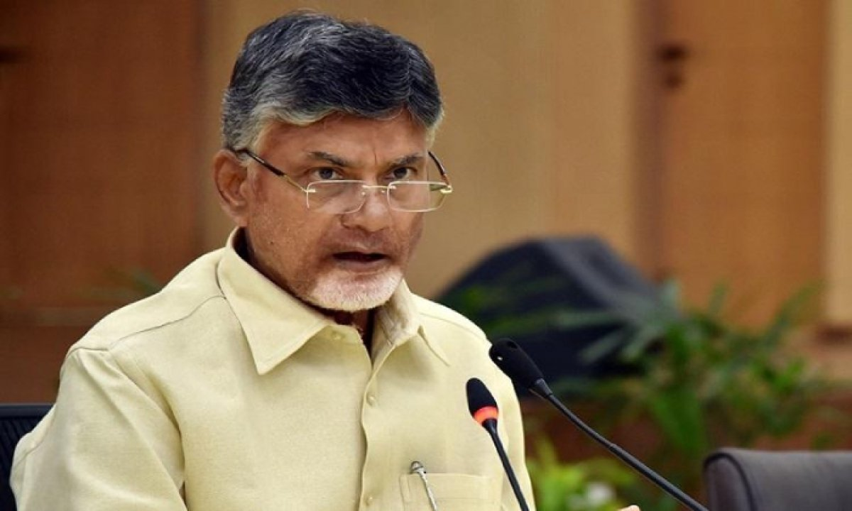 Non-bailable Cases Have Been Registered Against Chandrababu Naidu!-TeluguStop.com