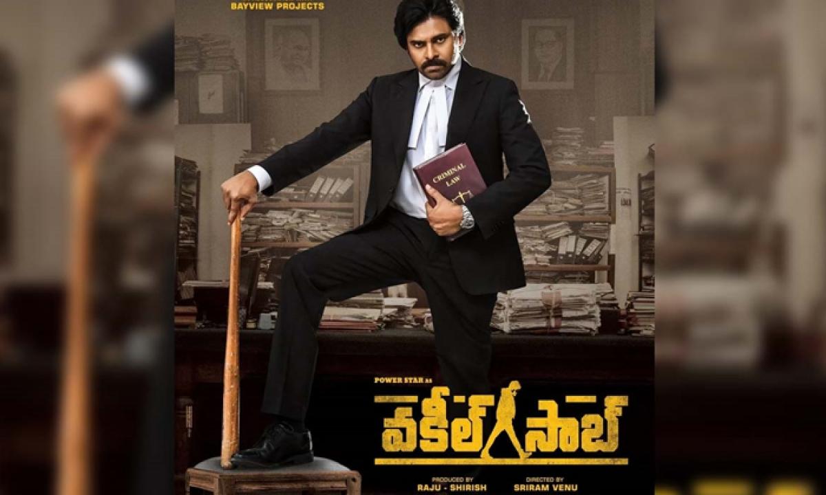 Chiru Appreciates Prakash Raj For 'vakeel Saab'-TeluguStop.com