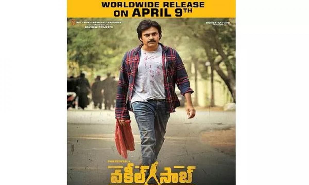 Pawan Kalyan Screen Time, Censor Cuts And All Latest Updates On 'vakeel Saab'-TeluguStop.com