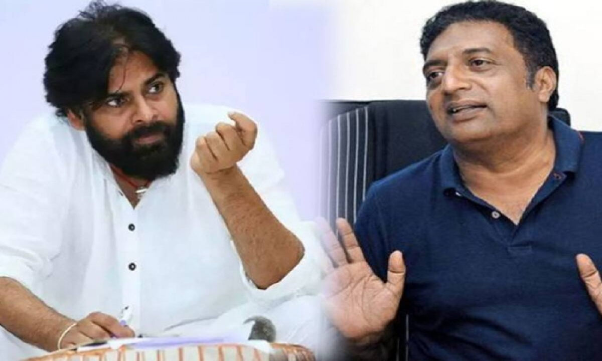 Prakash Raj Made Interesting Comments On Pawan Kalyan-TeluguStop.com