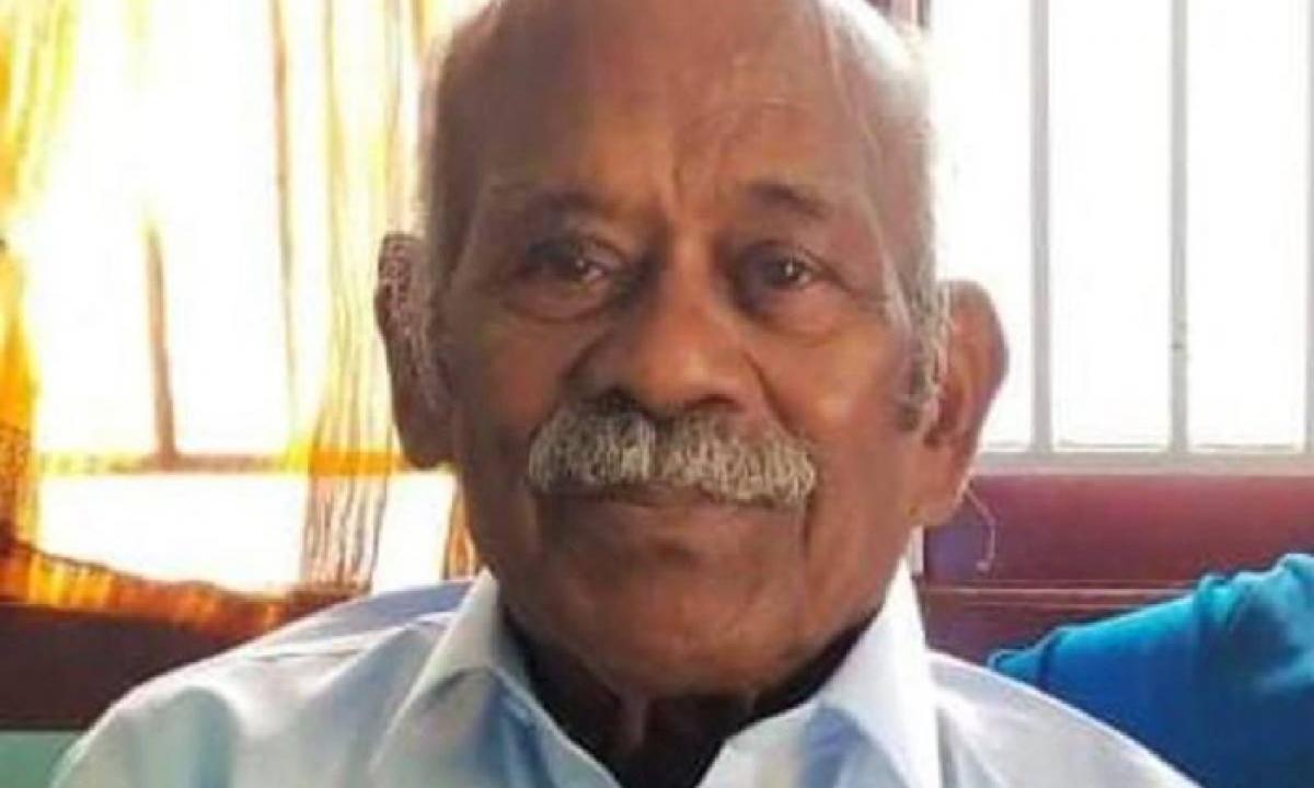 Kollywood Senior Actor RSG Chelladurai Passed Away -Latest News English-Telugu Tollywood Photo Image-TeluguStop.com