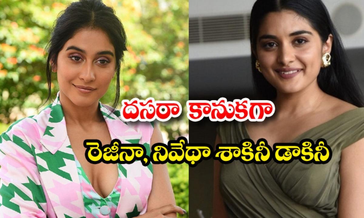 Regina And Nivetha Movie Plan To Release In Dussehra-దసరా కానుకగా రెజీనా, నివేథా శాకినీ డాకినీ-Latest News - Telugu-Telugu Tollywood Photo Image-TeluguStop.com