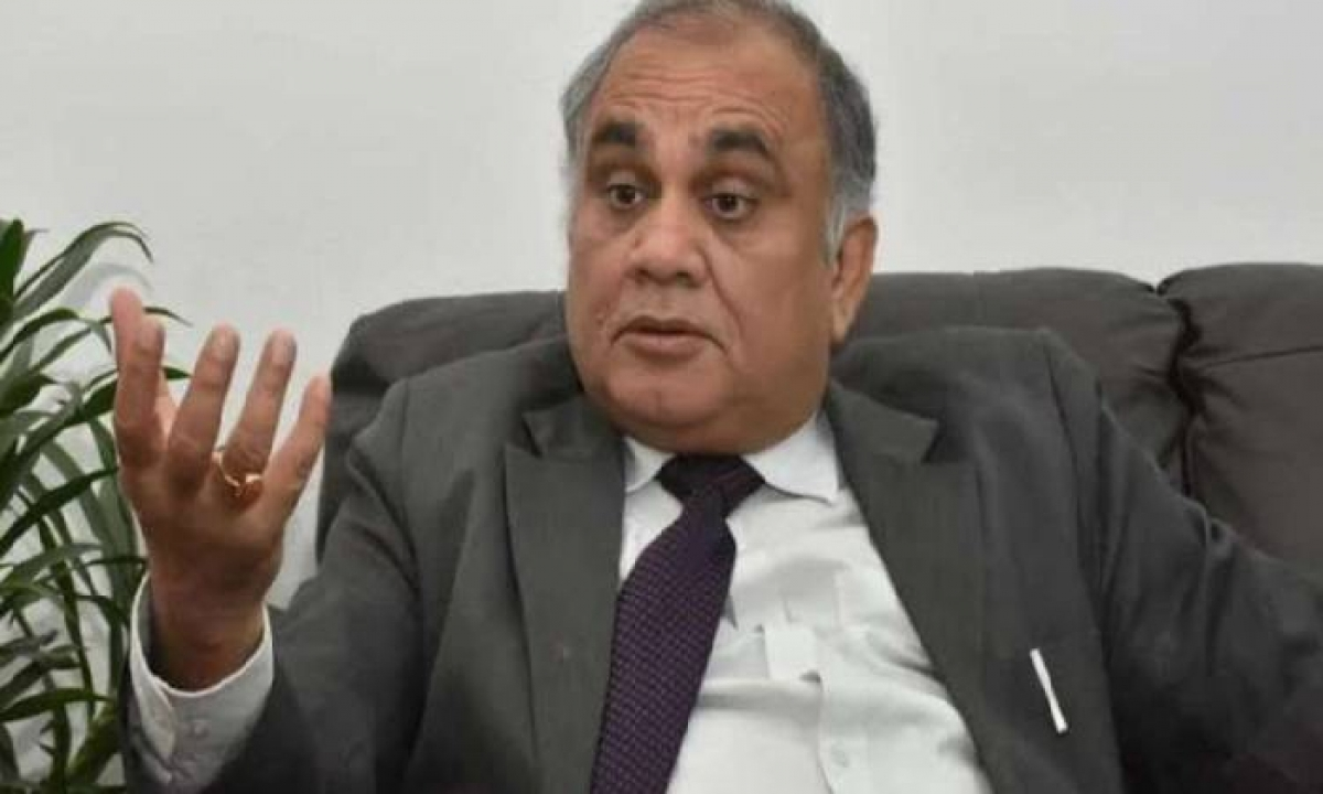 Retired Ias Anup Chandra Pandey Appointed As Election Commissioner-TeluguStop.com