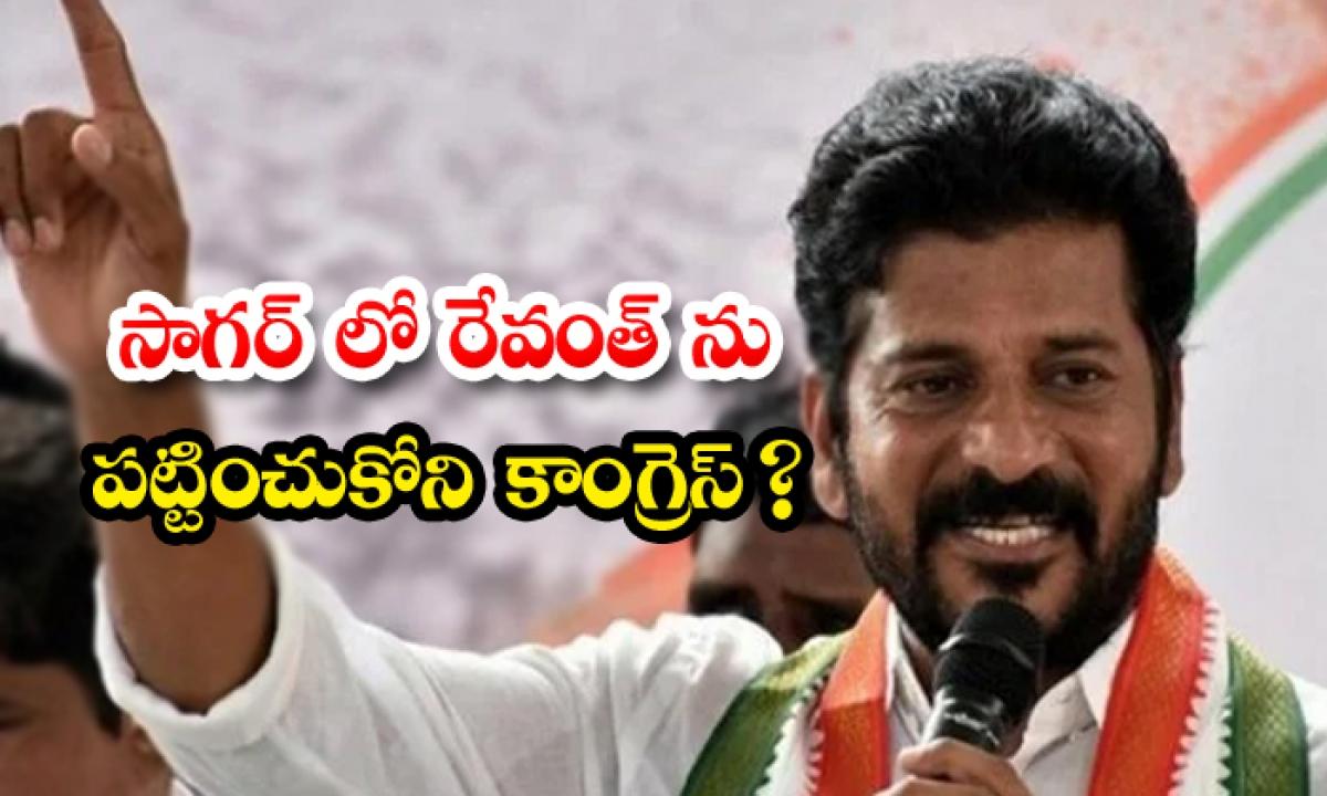 Congress Seniour Leaders Not Intrested On Revanth Camphain In Sagar Constency Sagar-TeluguStop.com