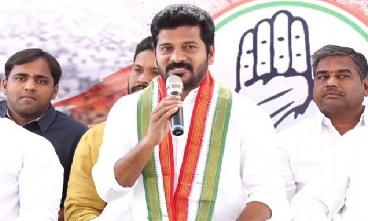 Revanth Reddy's Strategy Turns Into A Major Setback For T-BJP-Latest News English-Telugu Tollywood Photo Image-TeluguStop.com