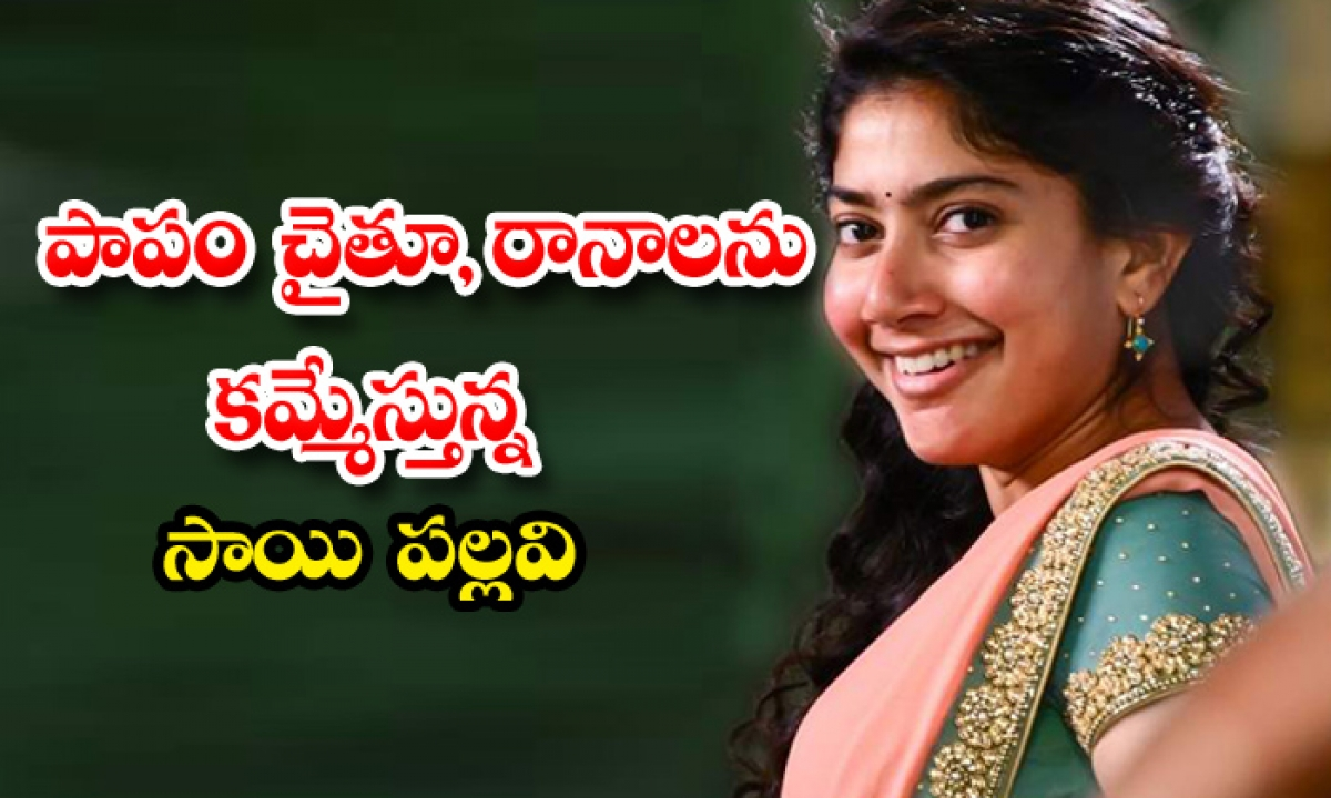 Sai Pallavi Domination On Rana And Naga Chaitanya-TeluguStop.com