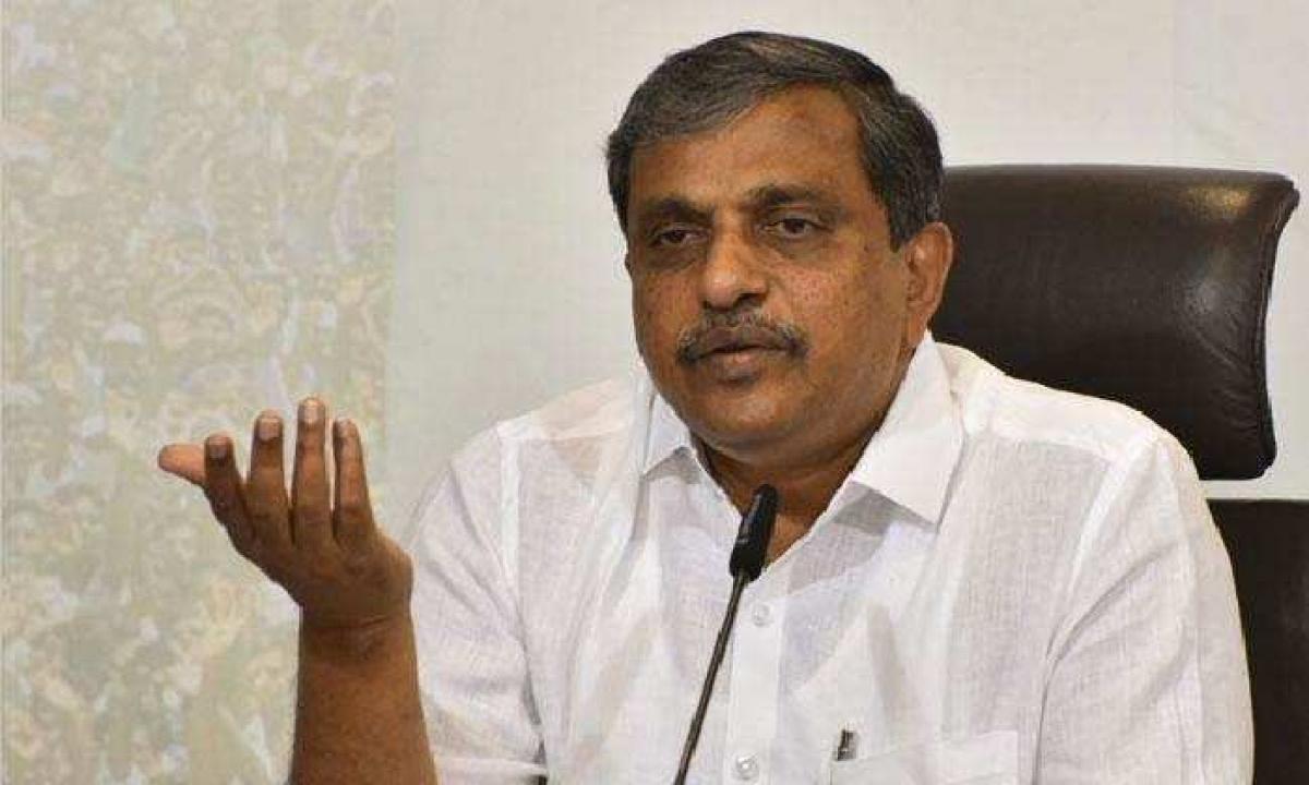Sajjala Ramakrishna Reddy Gives Clarity Over Lockdown In Ap-TeluguStop.com