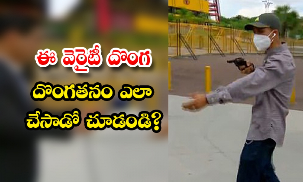 See How This Variety Thief-TeluguStop.com