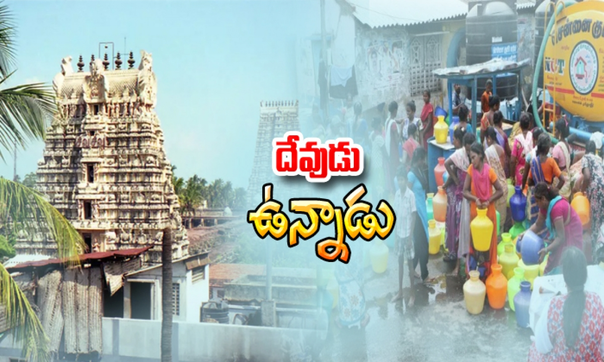 Several Wells In Ramanathaswamy Temple Still Have Water-TeluguStop.com