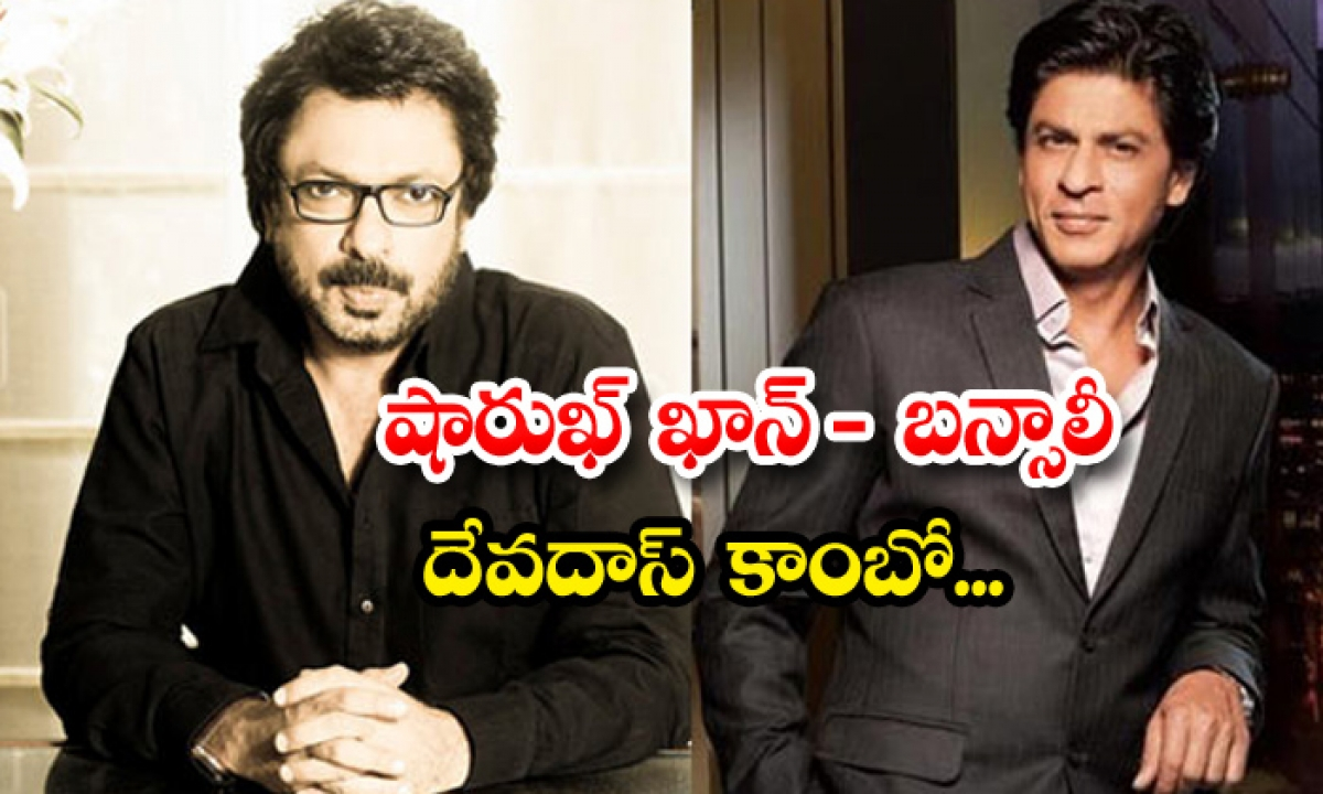 Sanjay Leela Bhansalis Next With Shahrukh Khan-TeluguStop.com