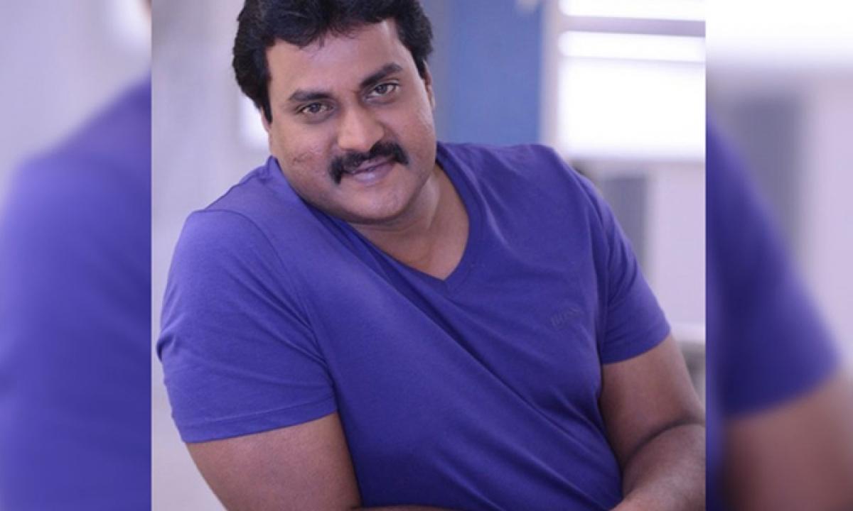 First Look: 'maryada Krishnayya' Is Frightened-TeluguStop.com