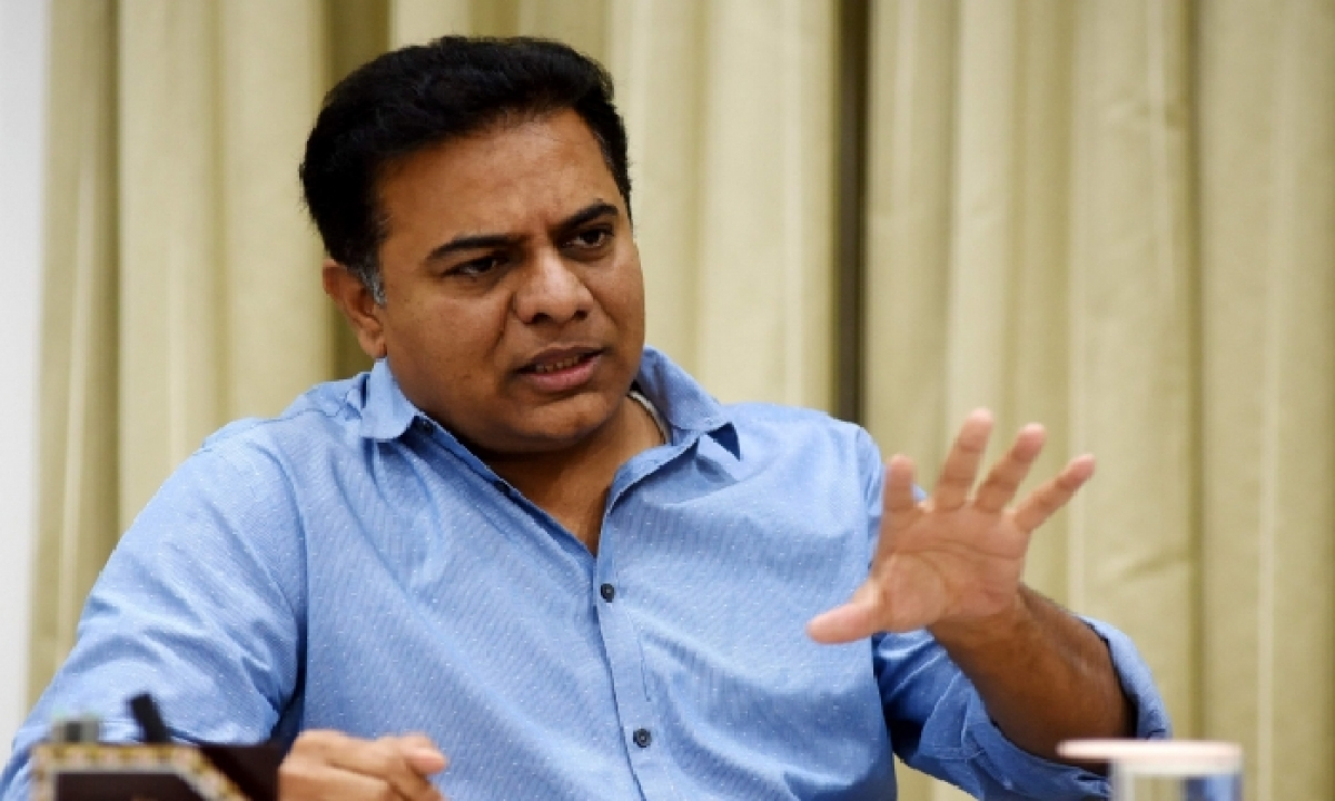 TRS Govt's Industry Friendly Policies Attracting IT Industries To Hyderabad-Latest News English-Telugu Tollywood Photo Image-TeluguStop.com