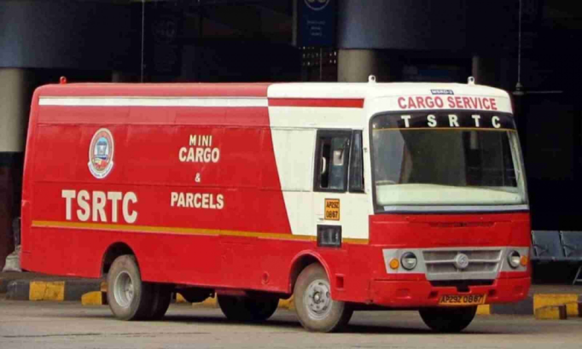 Tsrtc Cargo Services App To Be Available In A Week Or 10 Days, Says Rtc Official-TeluguStop.com