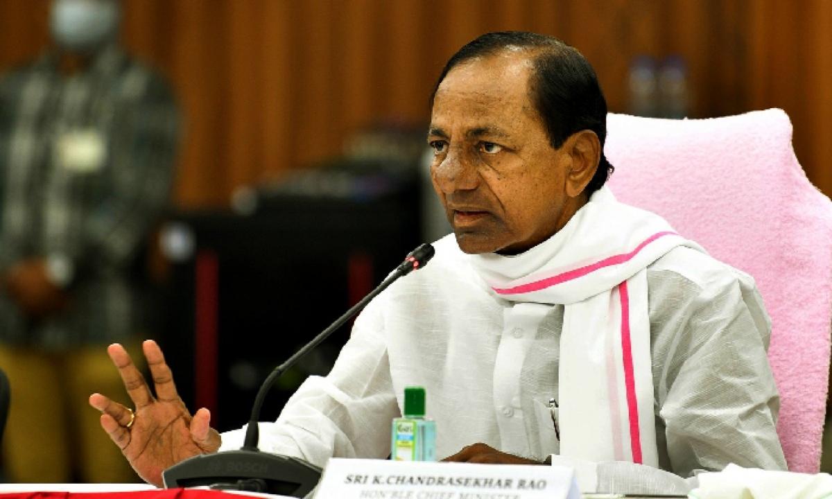 CM KCR Is Back To Pragathi Bhavan-Latest News English-Telugu Tollywood Photo Image-TeluguStop.com