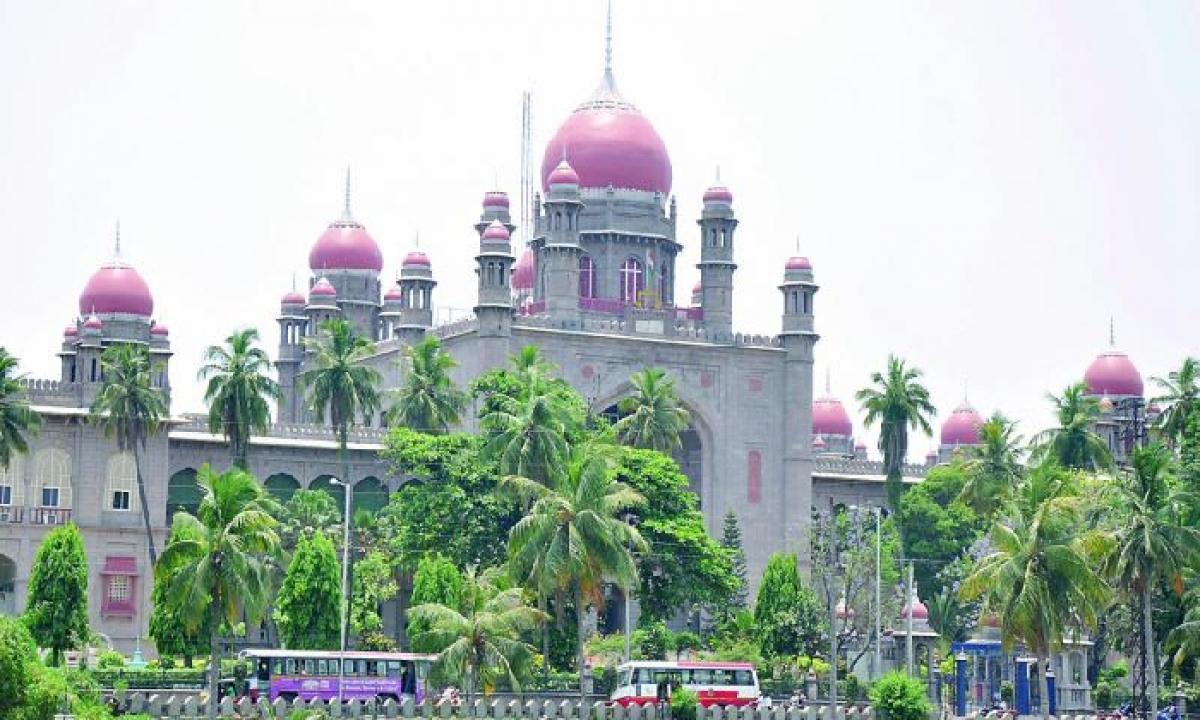 Telangana High Court Gives Shock To Etela In Devarayamjal Temple Lands Case-Latest News English-Telugu Tollywood Photo Image-TeluguStop.com
