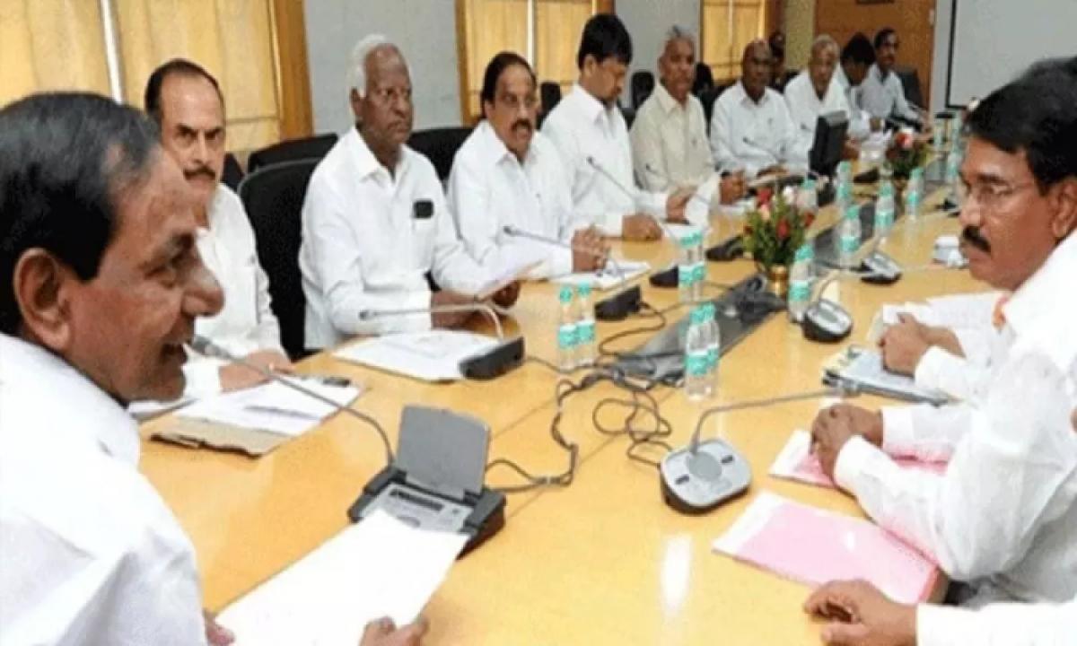 Telangana Cabinet Meeting Scheduled For August 1-Latest News English-Telugu Tollywood Photo Image-TeluguStop.com