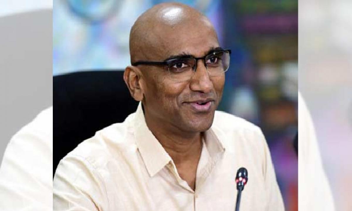 Telangana Cadre IPS Officer RS Praveen Kumar Takes Voluntary Retirement-Latest News - Telugu-Telugu Tollywood Photo Image-TeluguStop.com
