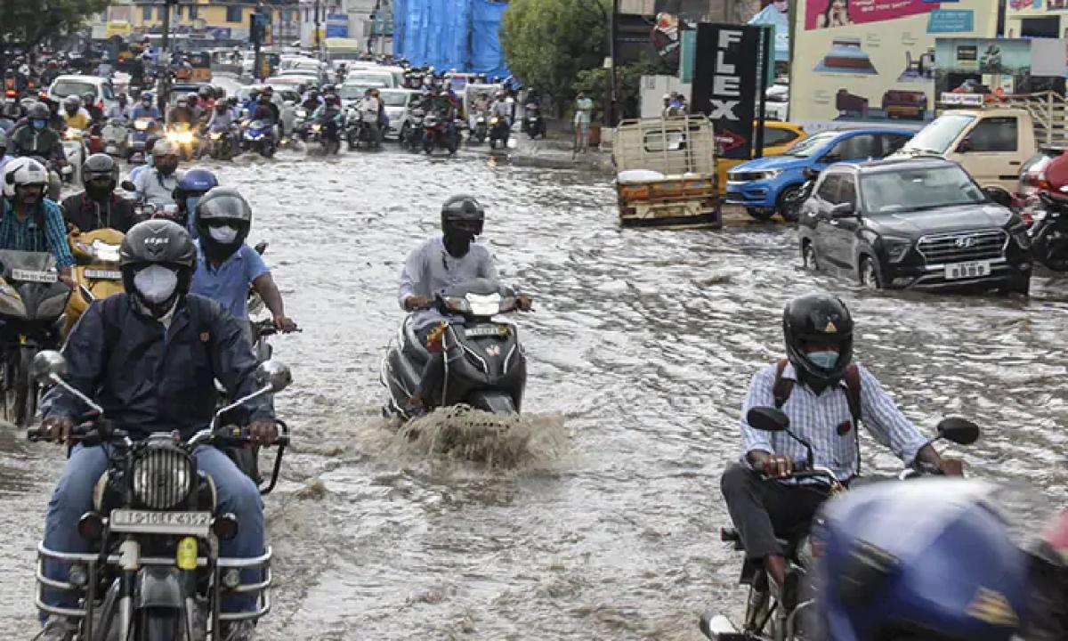 Telangana Likely To Receive More Rains-Latest News - Telugu-Telugu Tollywood Photo Image-TeluguStop.com