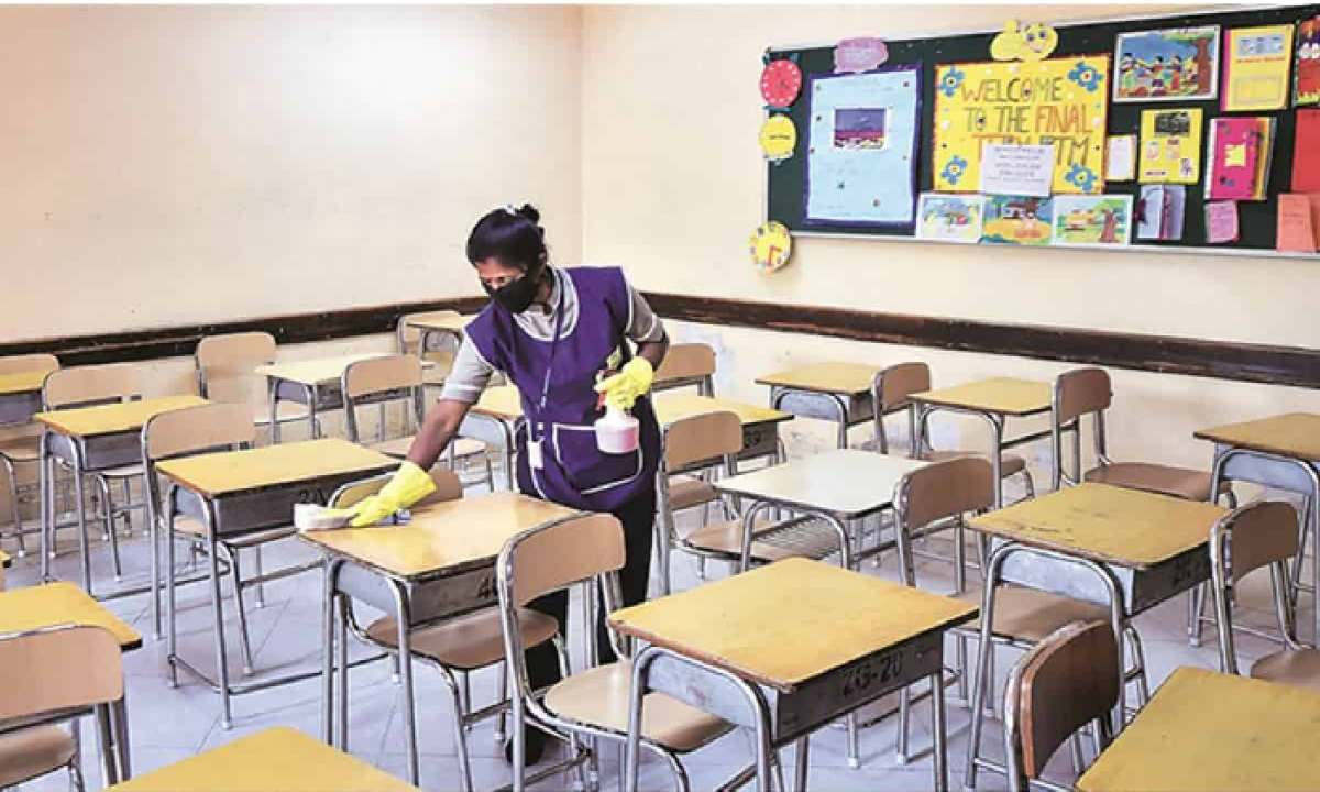 Telangana To Reopen All Educational Institutions From Sep 1-TeluguStop.com