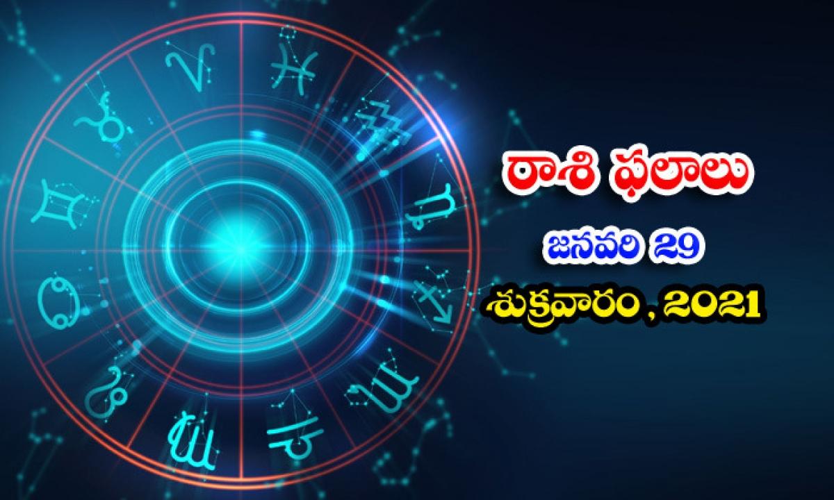 Telugu Daily Astrology Prediction Rasi Phalalu January 29 Friday 2021-TeluguStop.com