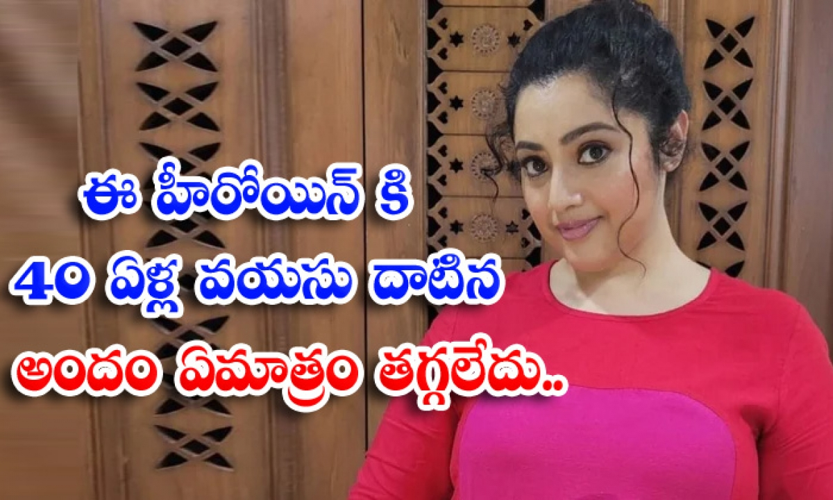 Telugu Veteran Heroine Meena Young Look Photos Viral-TeluguStop.com