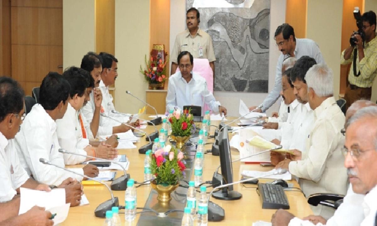 T'gana Cabinet To Meet Today, To Take Call On Covid, Lockdown, Farm Issues-Latest News - Telugu-Telugu Tollywood Photo Image-TeluguStop.com