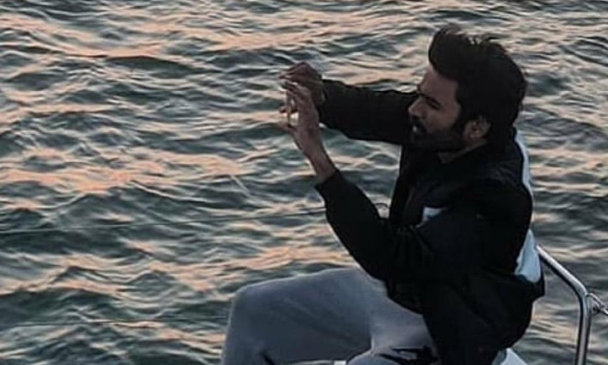 Dhanush Starts Shooting For The Gray Man' Movie In California-Latest News English-Telugu Tollywood Photo Image-TeluguStop.com