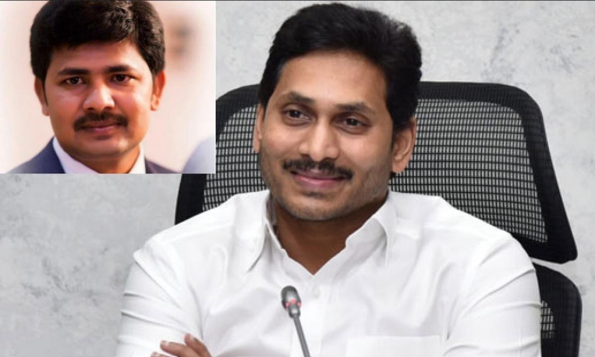 Tirupati By-polls: Jagan's Physiotherapist Hits The Jackpot-General-English-Telugu Tollywood Photo Image-TeluguStop.com