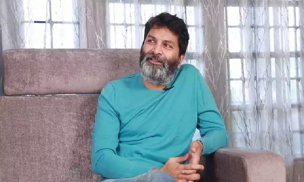 Official: Trivikram Tests Negative For Coronavirus-TeluguStop.com