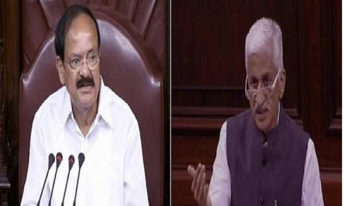 Union Govt Failed To Keep Promises Made During AP Bifurcation: MP Vijaysai Reddy-Latest News - Telugu-Telugu Tollywood Photo Image-TeluguStop.com