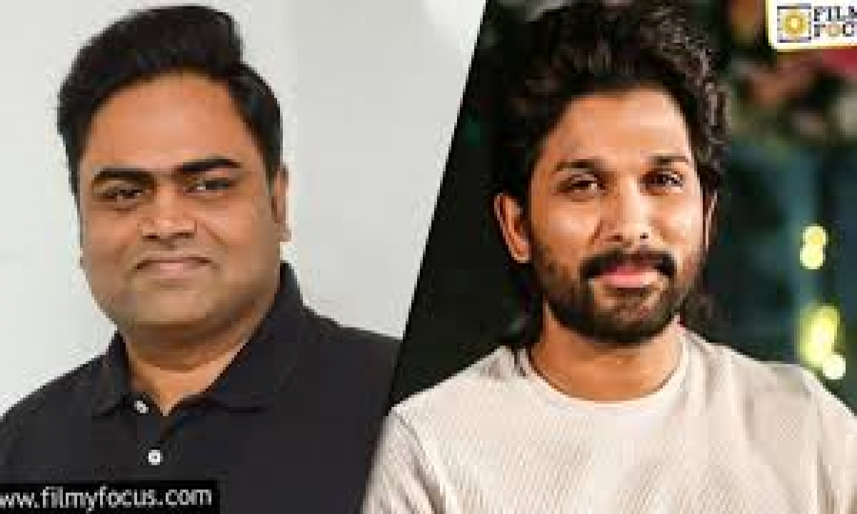 Vamsi Paidipally And Allu Arjun Are In Talks For A Movie Or Web Series-General-English-Telugu Tollywood Photo Image-TeluguStop.com